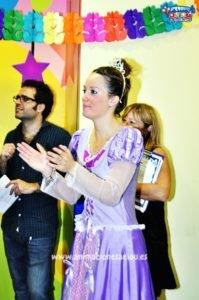 Animadores para comuniones en Sevilla a domicilio