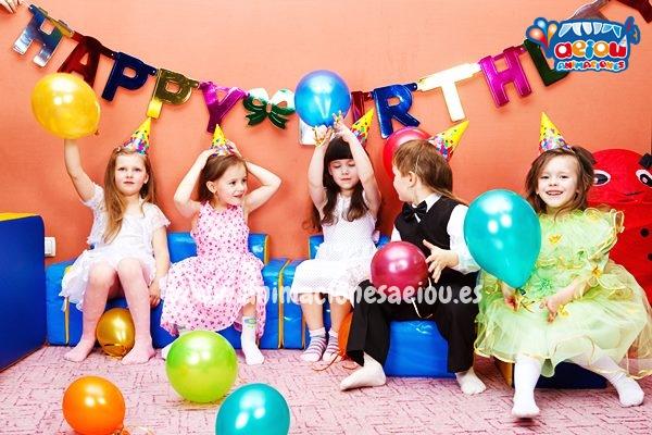 Cumpleaños de niños en Sevilla