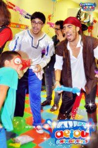 Cumpleaños infantiles en Sevilla a domicilio