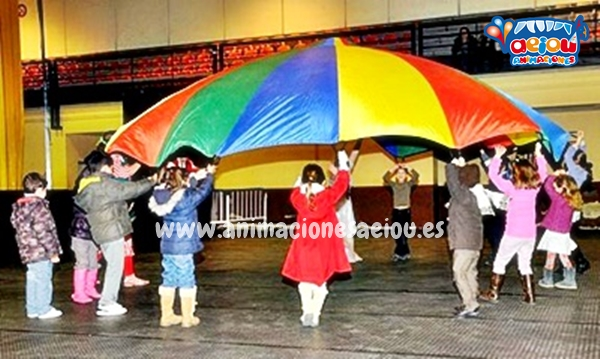 Fiestas de cumpleaños en Sevilla