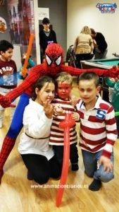 Fiestas infantiles de Sevilla a domicilio
