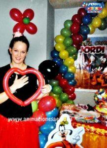 Fiestas infantiles temáticas en Sevilla a domicilio