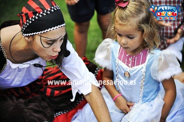 Fiestas infantiles temáticas en Sevilla