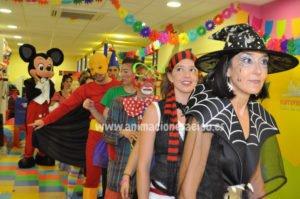 Fiestas Infantiles en Sevilla a domicilio