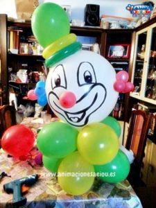 Decoración de cumpleaños a domicilio en Sevilla