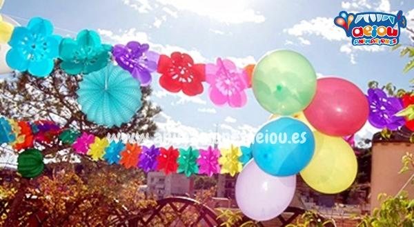 Decorar a domicilio fiesta infantil en Sevilla