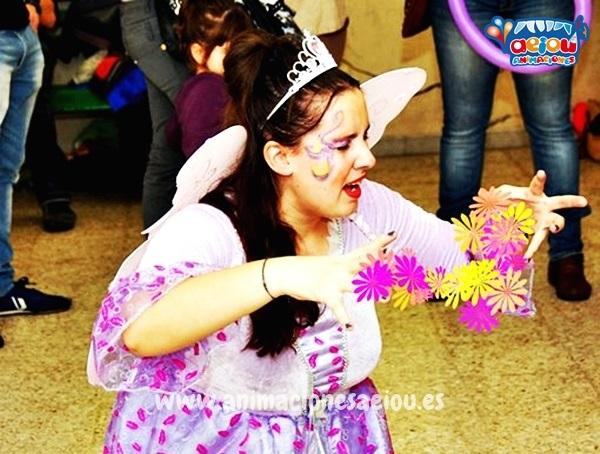 Fiesta temática de Princesas en Sevilla