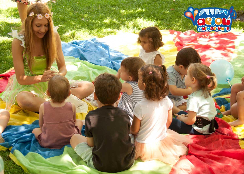 Fiestas infantiles de Princesas en Sevilla