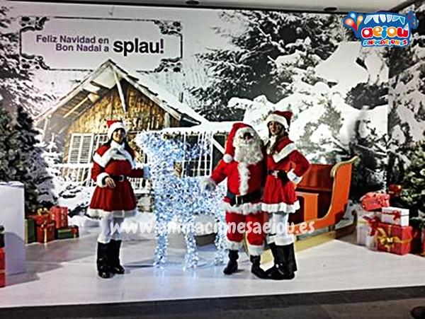 Papá Noel en Sevilla