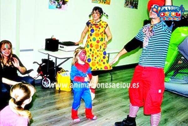 Payasos para fiestas de niños en Sevilla