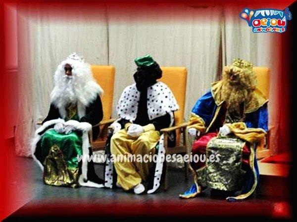 Contratar a los mejores Reyes Magos en Sevilla