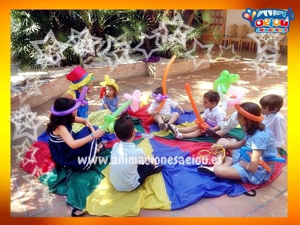 Fiestas de navidad infantil en Sevilla