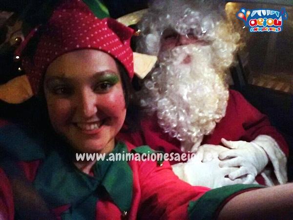 Fiestas de navidad para niños en Sevilla