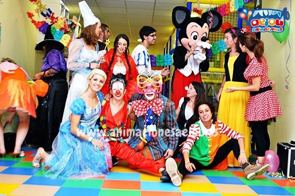 Animaciones para fiestas de cumpleaños infantiles y comuniones en Écija