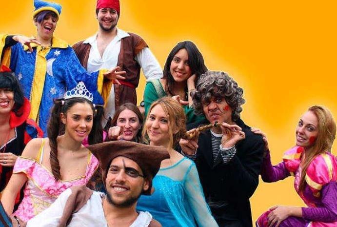 Animadores, magos y payasos en Huelva