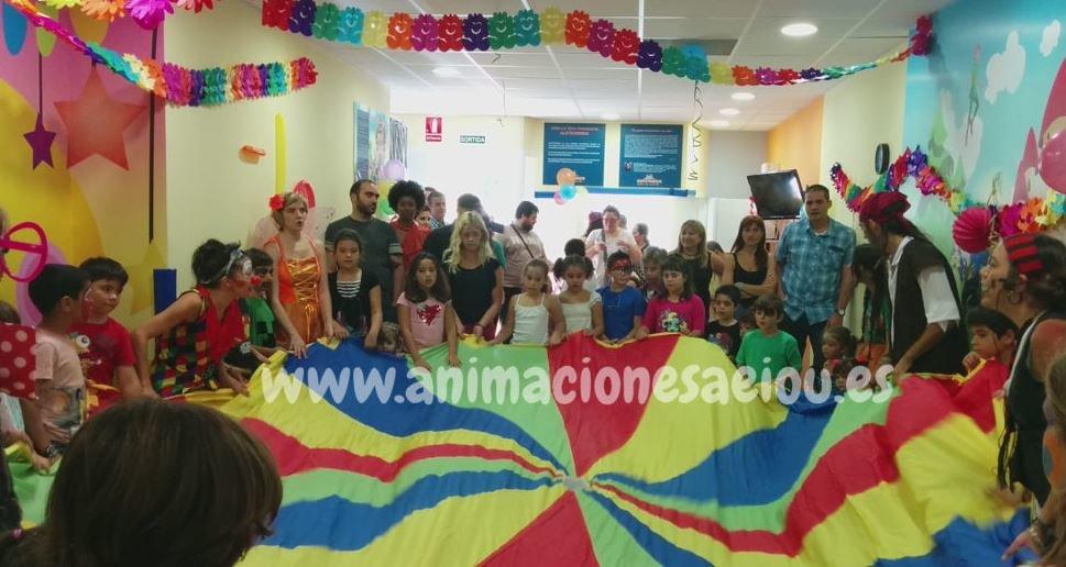 Animadores para fiestas infantiles en Extremadura