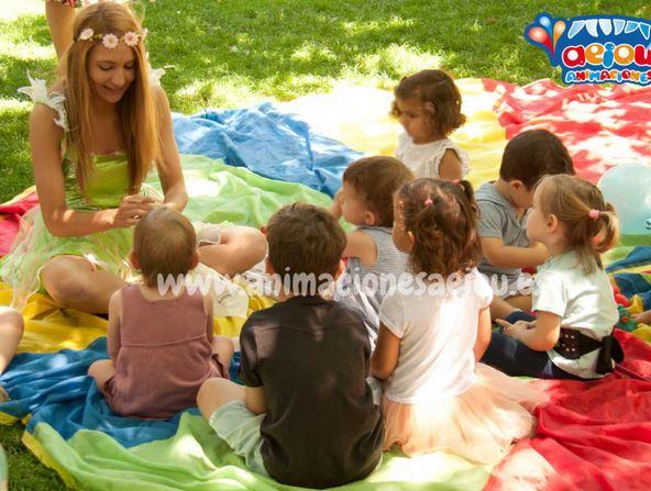 Magos para fiestas infantiles en Cádiz