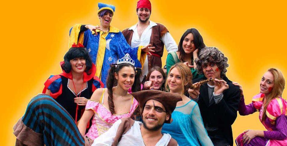 Animadores, magos y payasos en Lebrija