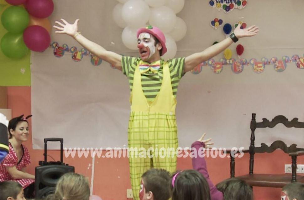 Magos para fiestas infantiles en Mairena del Aljarafe