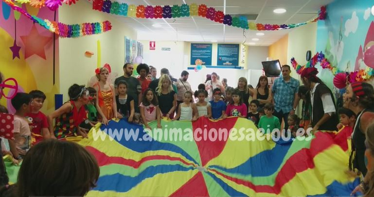 Magos para fiestas infantiles en Morón de la Frontera