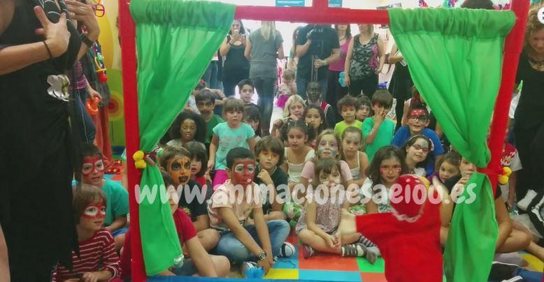 Payasos para fiestas infantiles en Alcála de Guadaira
