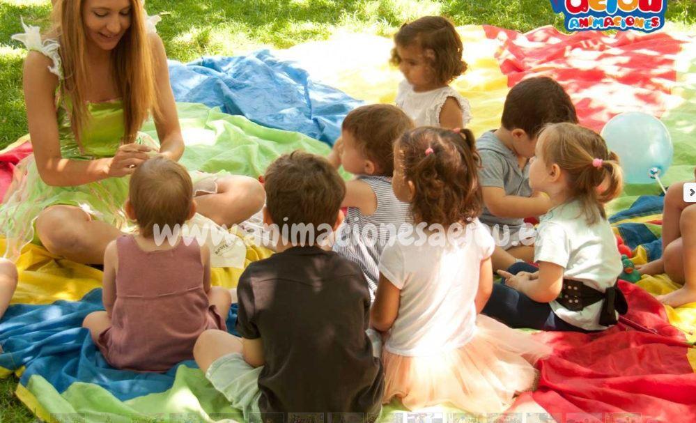 Animadores para fiestas infantiles en Carmona