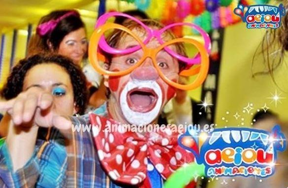 Animadores para fiestas infantiles en Utrera